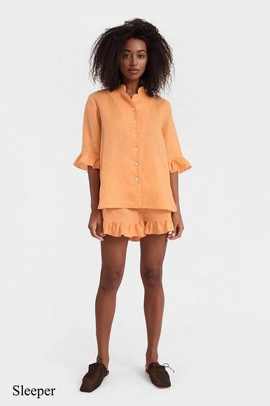Тренд сезона: комбо шорты + рубашка