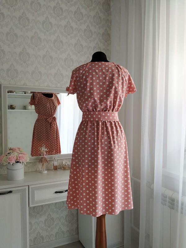 Платье вгорошек от Dream.Dress.tlt