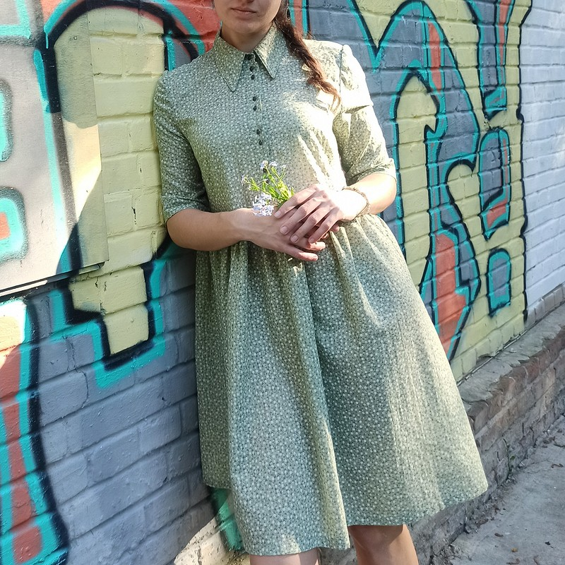 Платье гимназастки от Tata