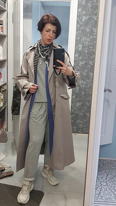 Серый костюм от Albaoscura