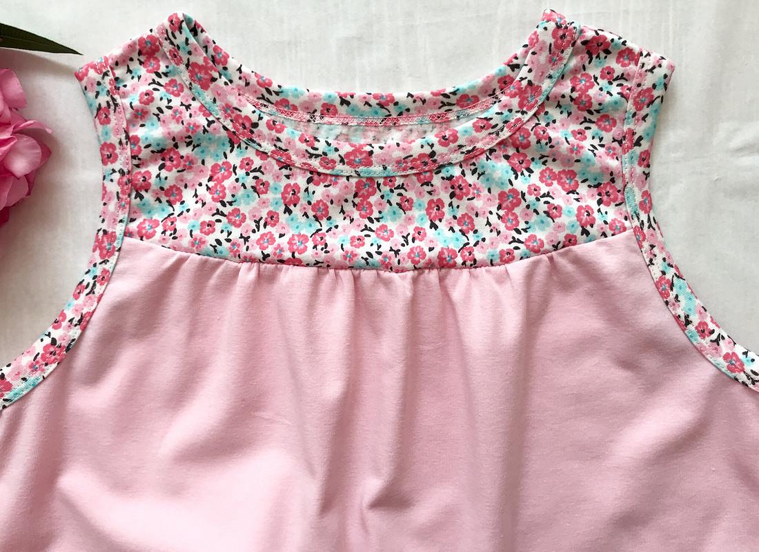 Летняя пижама длядевочки «Поторопитесь, мама!» от masmar.ru