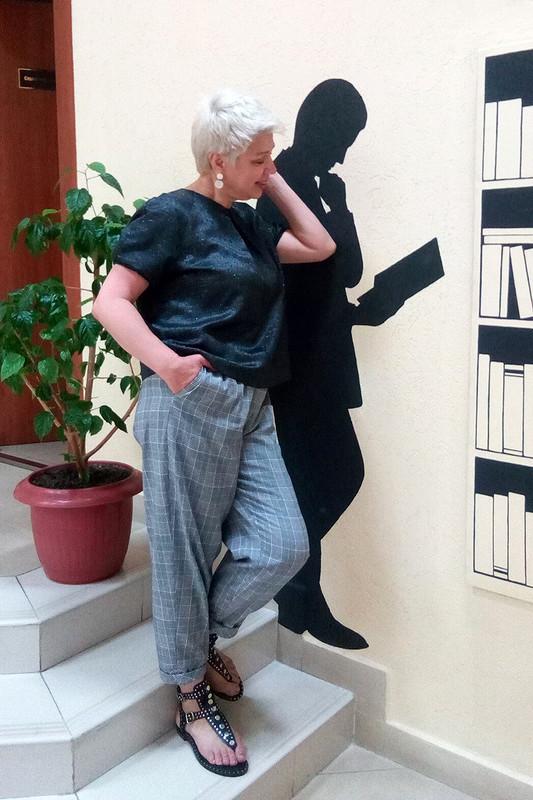 Сверхудобные брюки от лена калугина