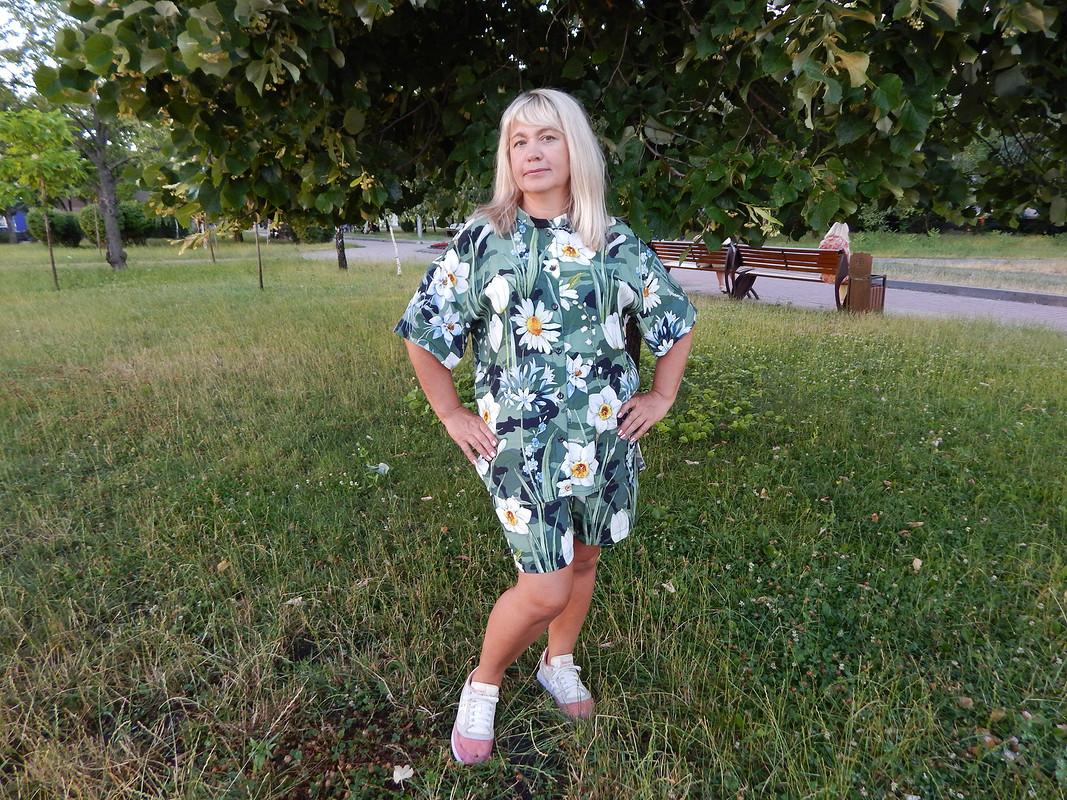 Костюм впижамном стиле: рубашка ишорты от musya