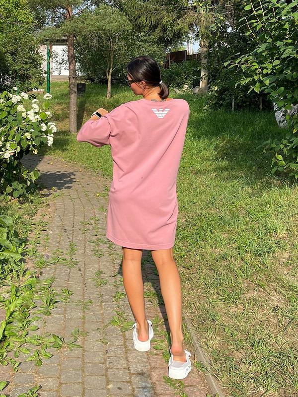 Платье-футболка от Julia.mironchik