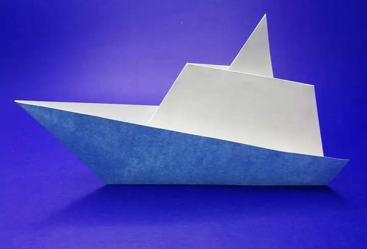 Как сделать кораблик избумаги: 3 пошаговые инструкции + видео