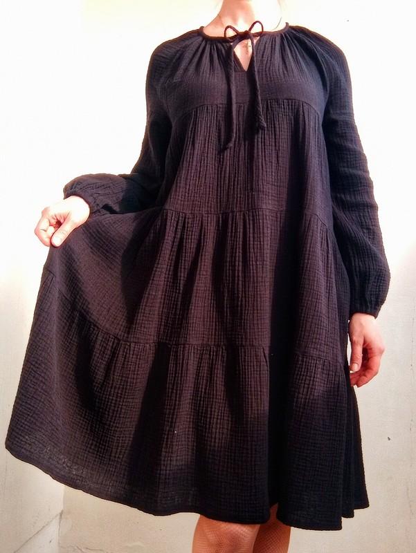 Ярусное платье от Мария М