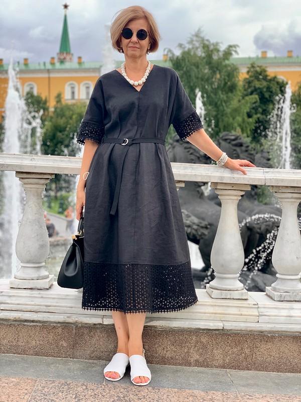 Черное платье от Светлана Гасымова