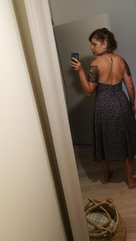 Платье halter neck от anastassia.k