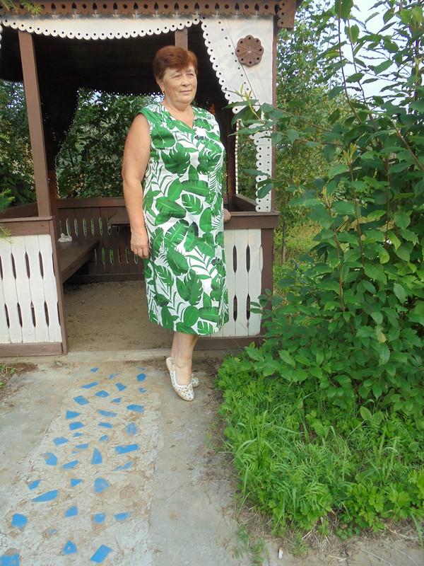 Платье-сарафан от Patrolaj