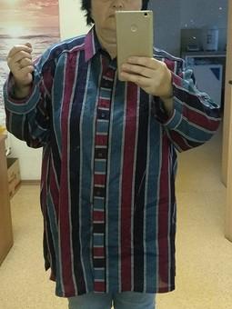 Работа с названием Рубашка льняная и не только :)