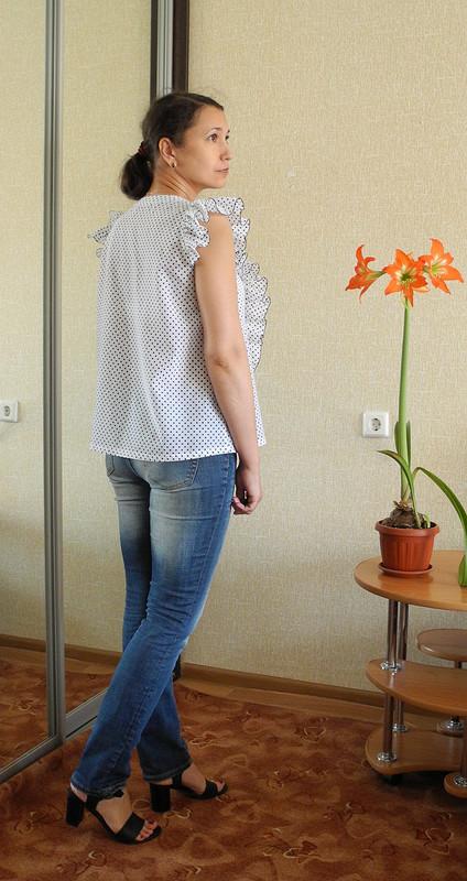 Блузка неиз шитья 122 №06/2020 от Nata REN