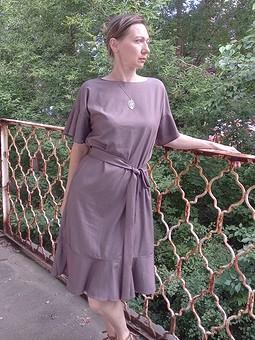 Работа с названием Простое платье. Или почему она появилась