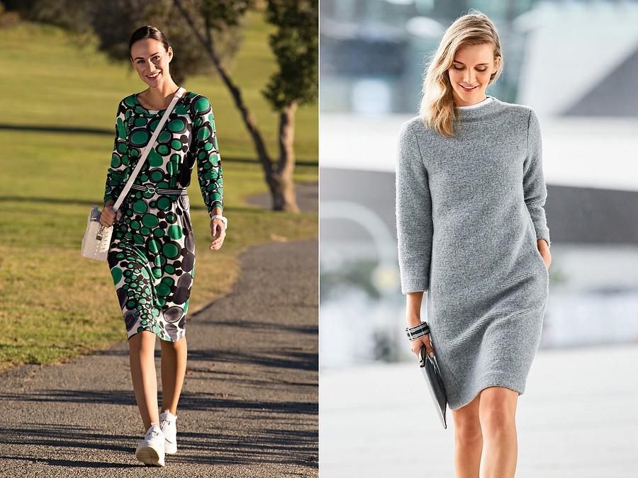 Какое платье сшить изтрикотажа: 14 выкроек самых лаконичных моделей