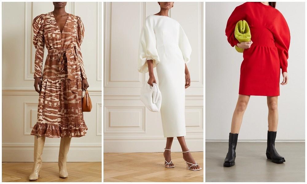 Модные платья сезона осень-зима 2021-2022: 11 главных трендов