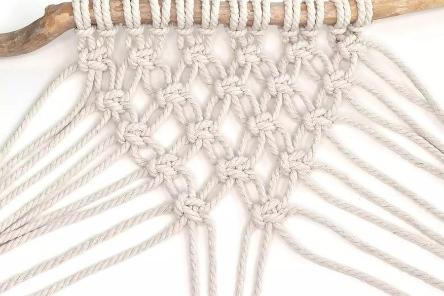 Как сделать шторы втехнике макраме своими руками: пошаговый мастер-класс