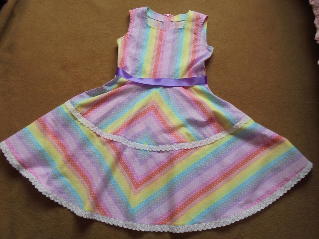 Платье «Игра полосок» от Patrolaj