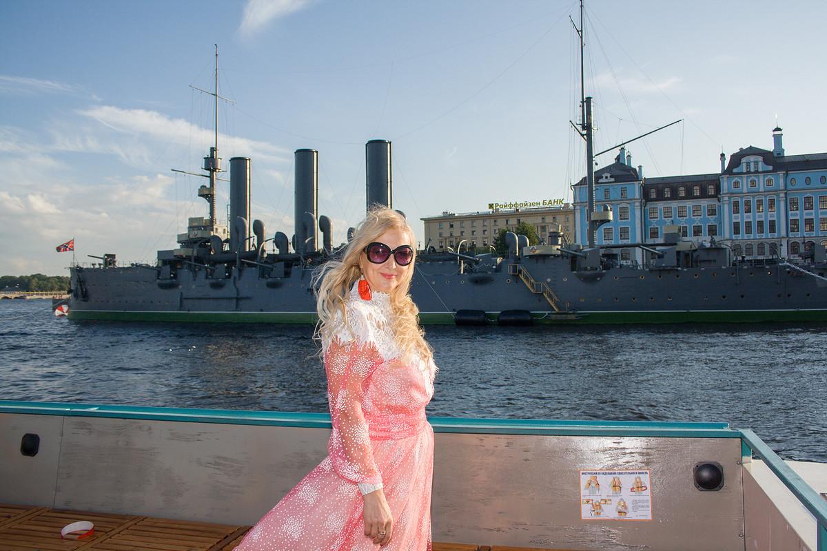Платье «Воздушный поцелуй» от Elena55+