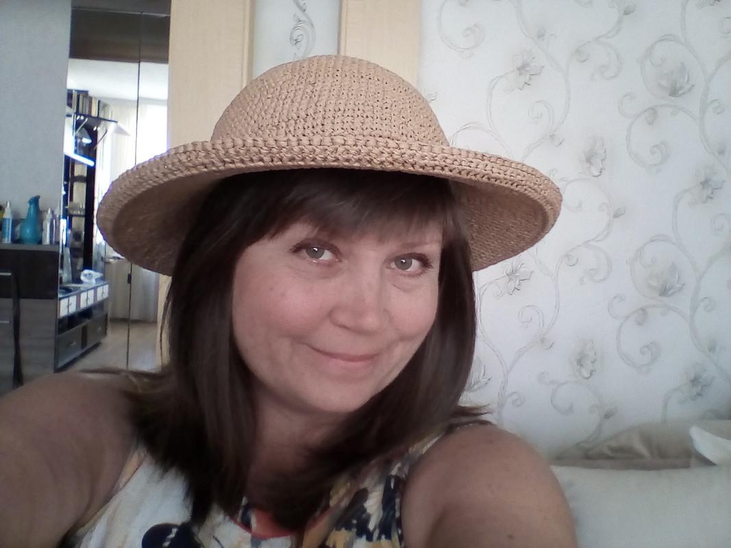 Ещё одна шляпка от Татьяна1969