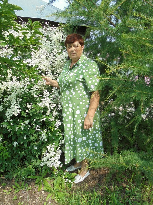 Платье-рубашка от Patrolaj