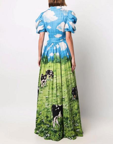 Мода награни фола: 8 самых экстравагантых нарядов изосенних коллекций pret-a-porter
