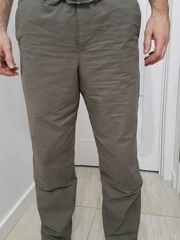 Работа с названием Мужские летние брюки