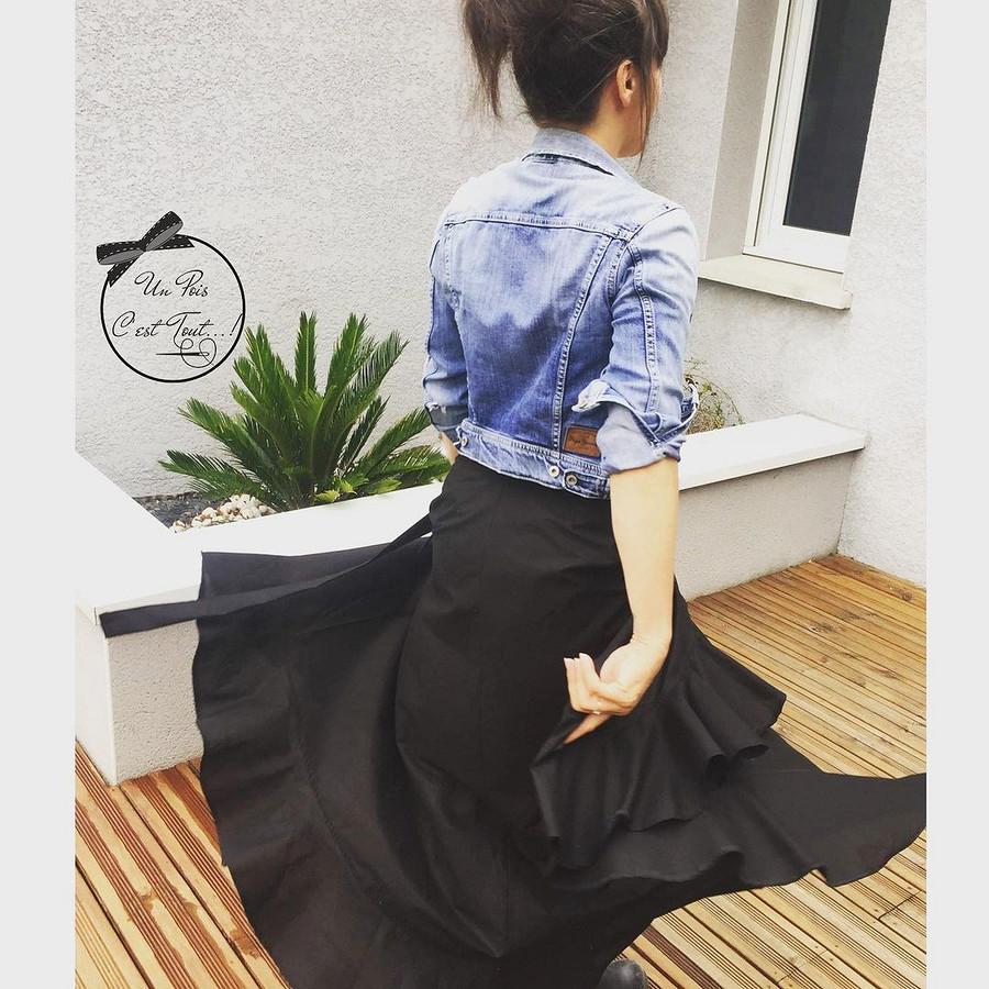 Шитьё сфранцузским акцентом: швейный instagram недели