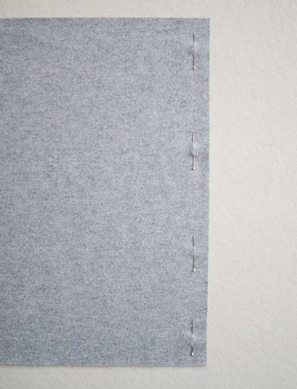 Как сшить шерстяной шарф сокантовкой: мастер-класс