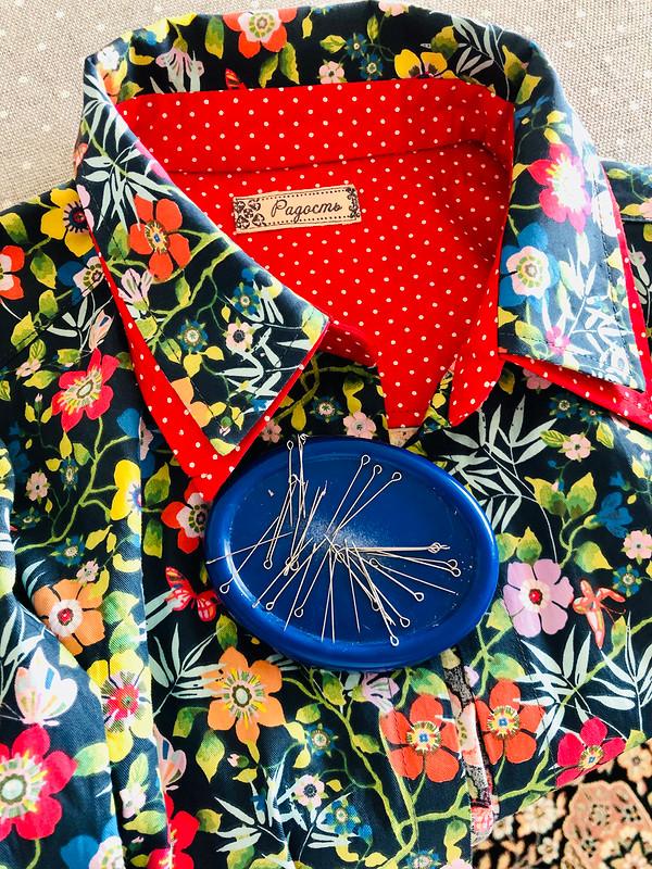 Рубашка 2/2018 от Penka22