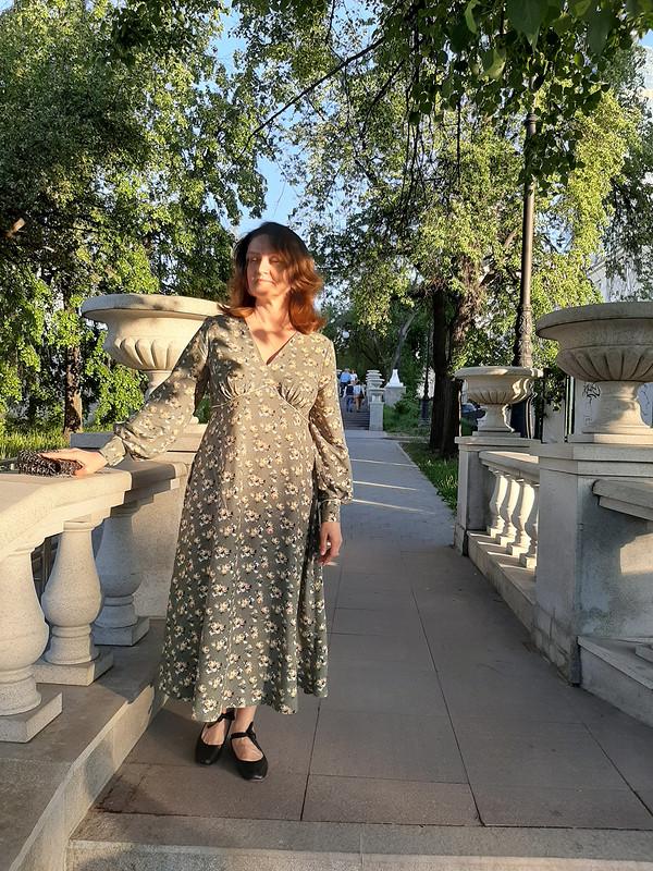 Платье изштапеля от Gellena