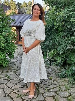 Работа с названием Платье от Aybi