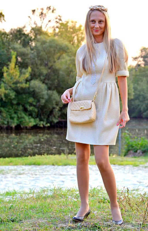 Платье ижилет от solnichko