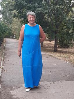 Работа с названием Супер удобное платье