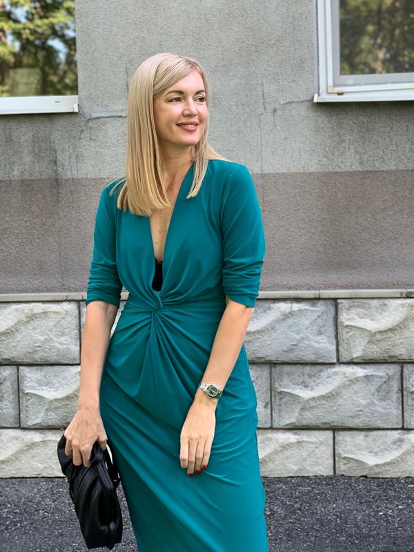 Платье от Елена 1980