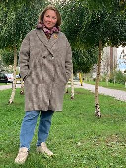 "Пальто ""Loro Piana"""