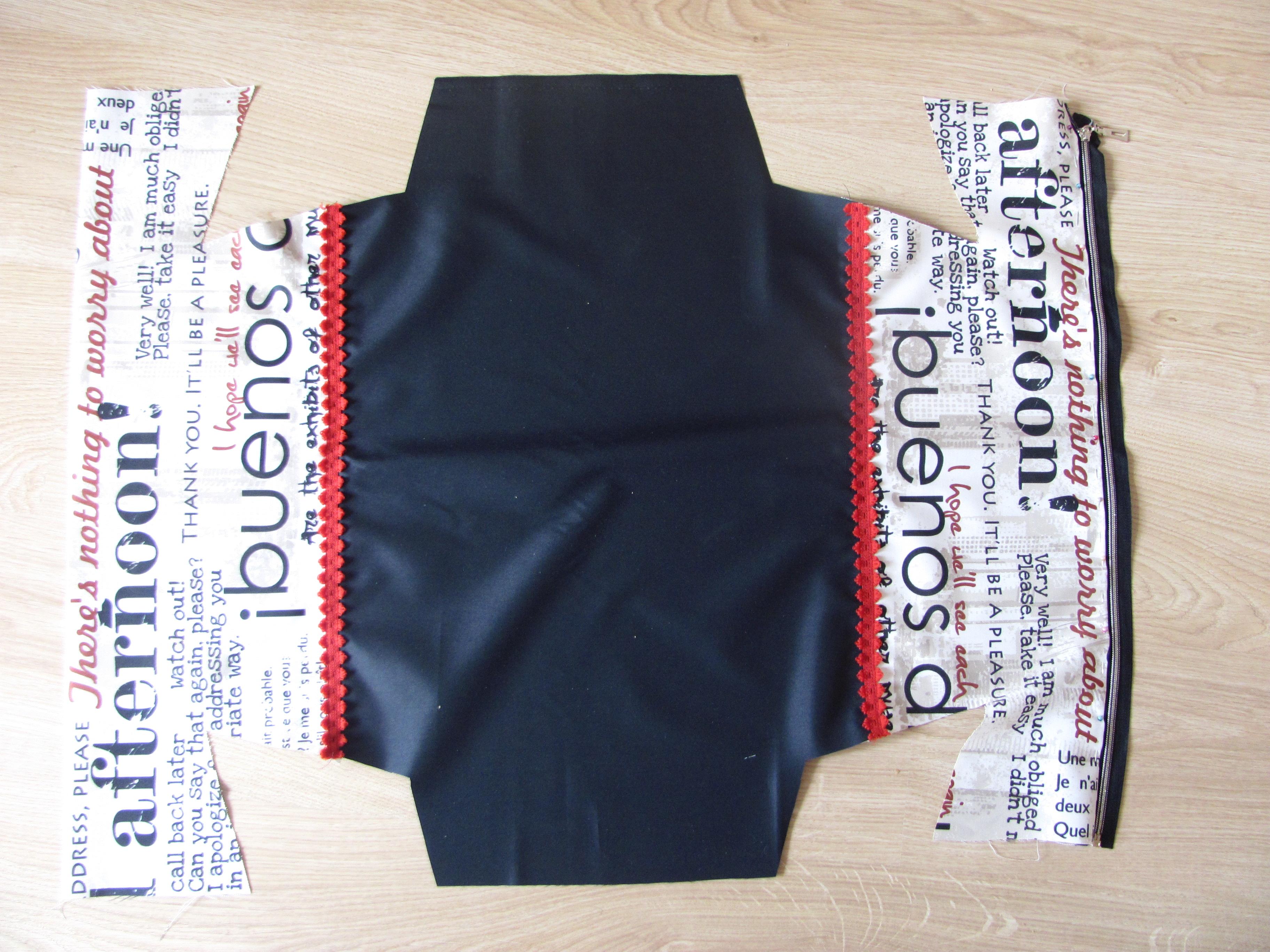 7b977860485a Спортивная сумка своими руками — Мастер-классы на BurdaStyle.ru