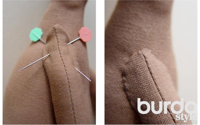 сшить куклу тильду своими руками выкройки и пошаговая инструкция - фото 5