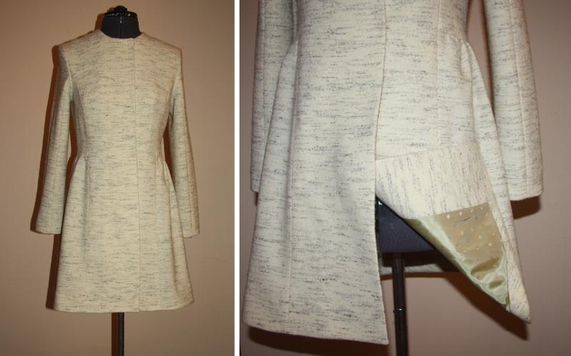 Как подшивать подкладку юбки