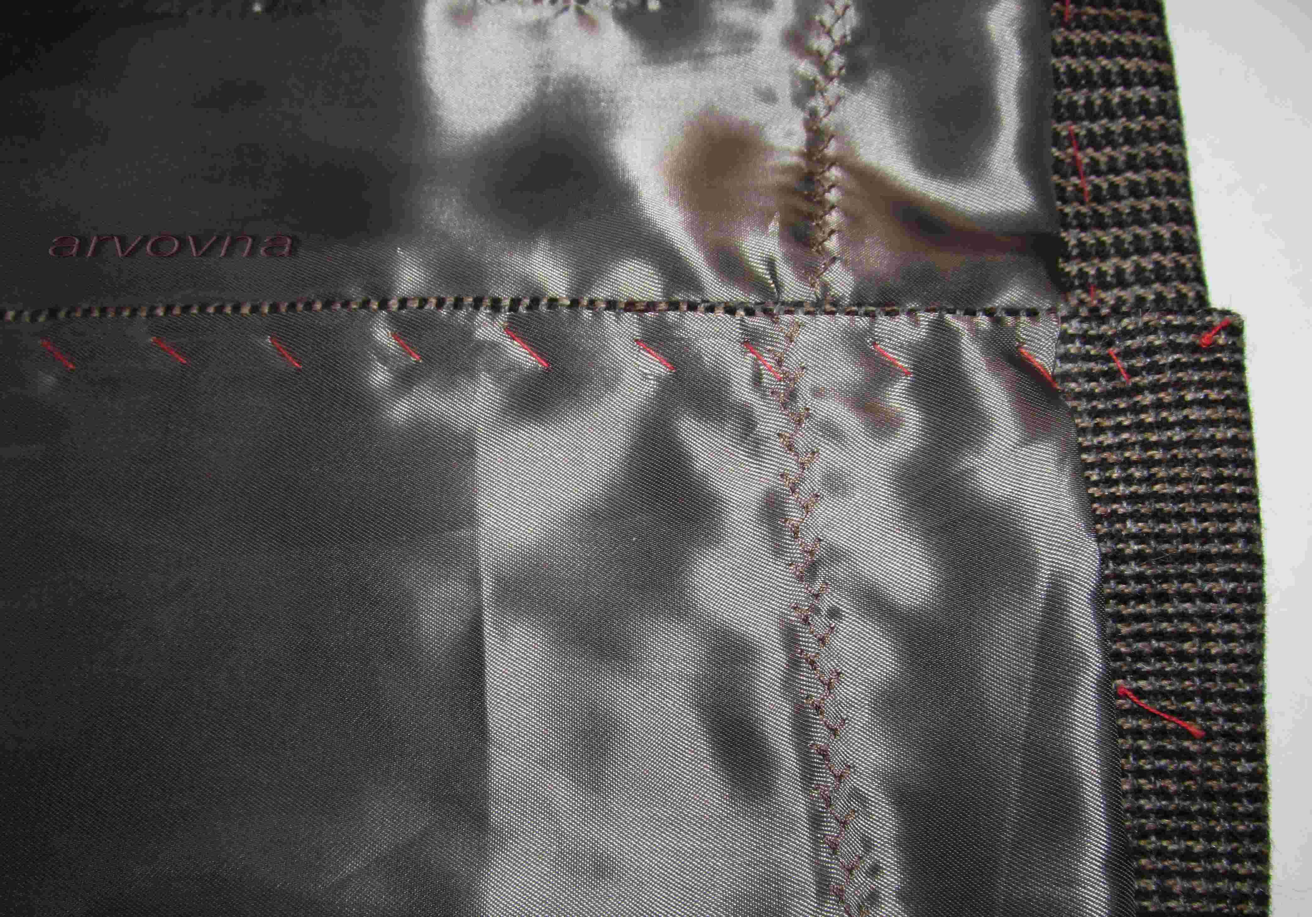 Шлица в верхней одежде. Часть2 - изготовление