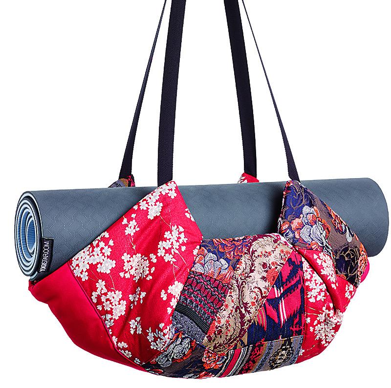 d18965be10bf Как сшить чудо-сумку из ткани в стиле пэчворк — Мастер-классы на ...