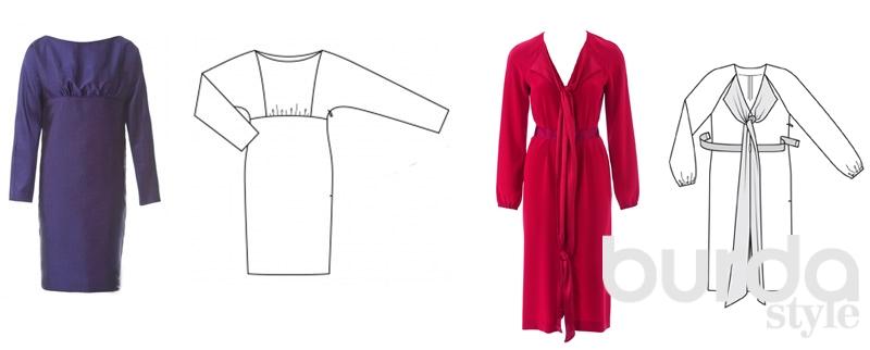 Как шить платья и фото