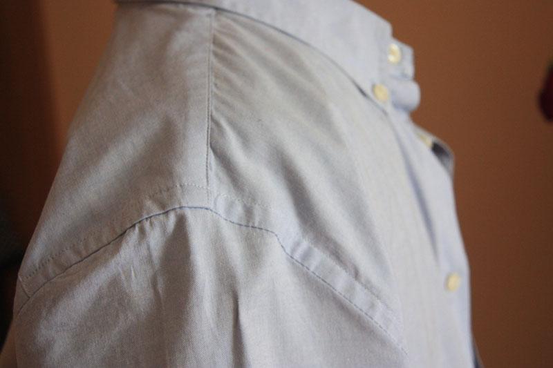 Как обработать запошивочные швы вмужской рубашке