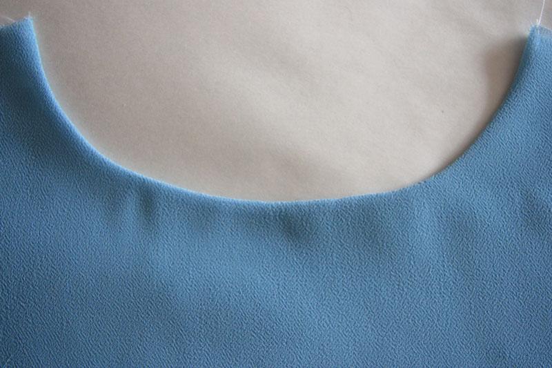Como tratar a borda de um tecido fino