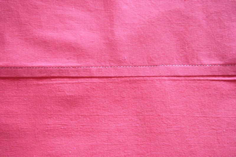 Как выполнить запошивочные швы вмужской рубашке