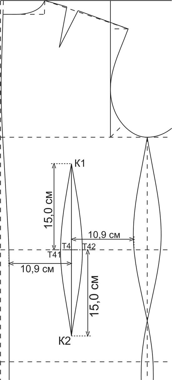 6c8475771e26bbb Конструирование для начинающих: как построить платье-футляр — Мастер ...