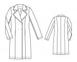 Пальто с запАхом (politu)