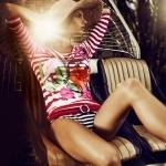 Самая большая онлайн-коллекция журналов мод с 2001 года burda, diana moden, шик,.Бурда моден июль 2014...