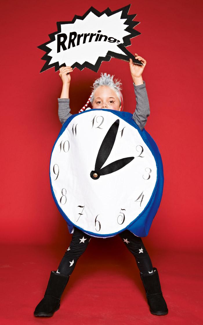 Маскарадный костюм «будильник» - выкройка № 140 из журнала ... - photo#29