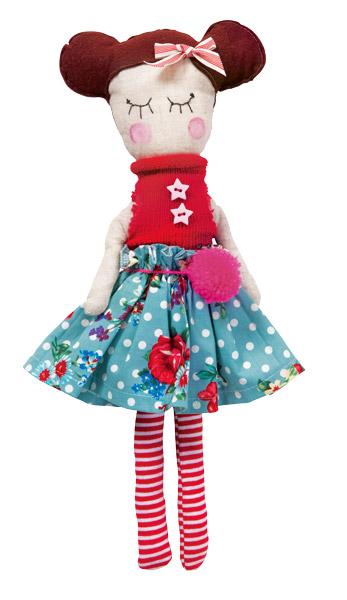 Куклы из лоскута