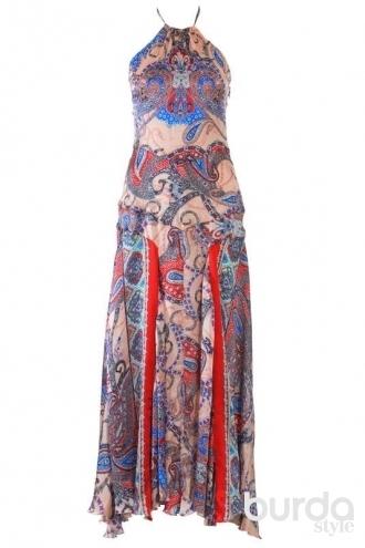 Бурда Платье С Американской Проймой 32