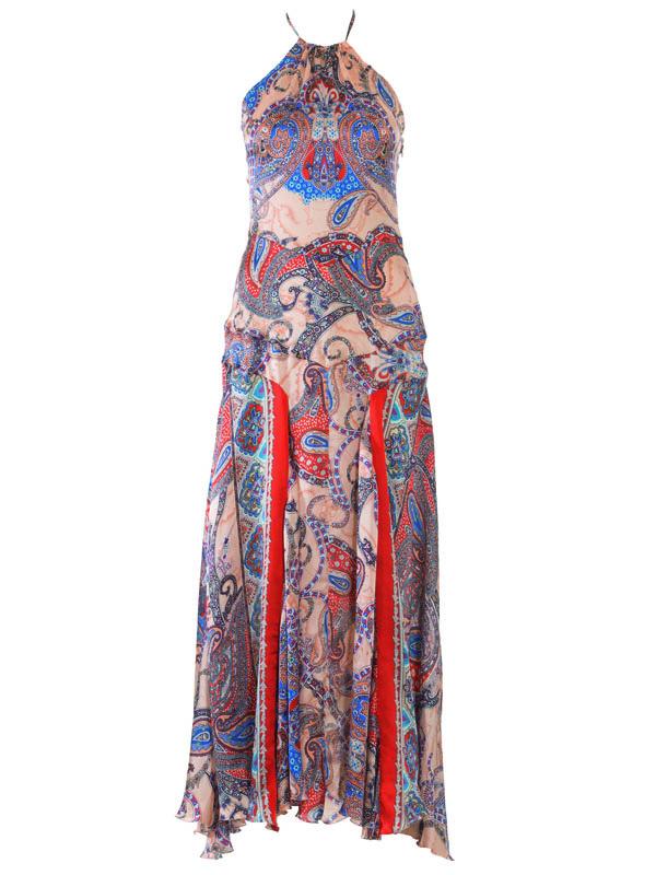 Как сшить проймы на платье